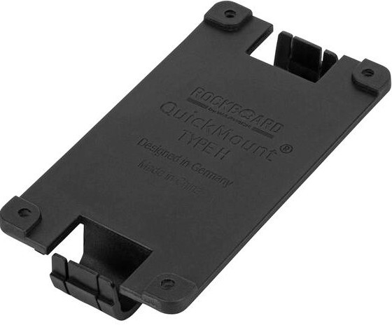 RockBoard QuickMount Type H Pedal Mounting Plate For Digitech Compact Pedals Pribor za Pedalboard