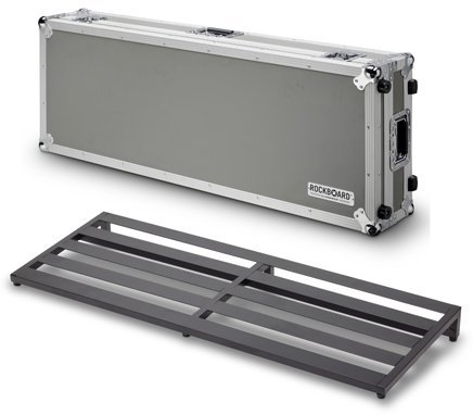 RockBoard Stadium Pedalboard with Flight Case Pedalboards