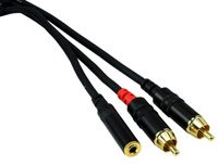 RockCable RCY03MJFC (0,3m) Miscellaneous Y-Adapters