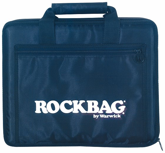 Rockbag Microphone Bag for 4 Pieces / 23204B (Black) Microphone Bags