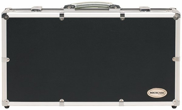 Rockcase Microphone Case for 12 Pieces / 23212B (Black) Mikrofon-Koffer