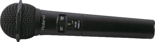 Roland DR-WM55 (2.4 GHz) Handheld Wireless Transmitters