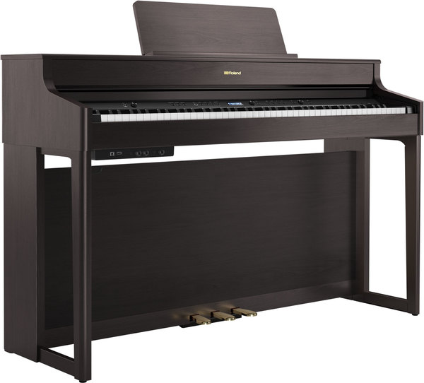 Roland HP702 (dark rosewood) D-Piano Home Piano