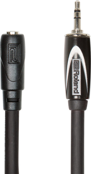 Roland RHC-25-3535 (3.5mm TRS - 7.5m) 3,5mm Mini Jack Extension Cables