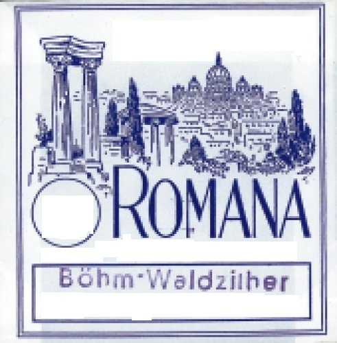 Romana Strings for Waldzither (set 9-strings) Boehm Waldzither String Sets