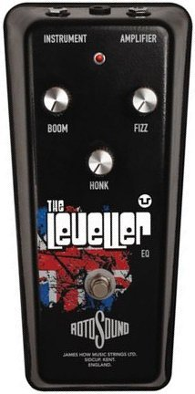 Roto Sound RLV1 The Leveller EQ Equalizer Pedals