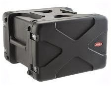 SKB SKB-R1906 Roto Molded Rack Expansion Case (with wheels) Lighting Effects Flightcases