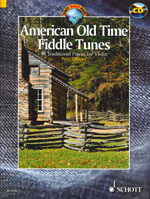 Schott Music American Old Time Fiddle Tunes (Vl) Violin Songbooks
