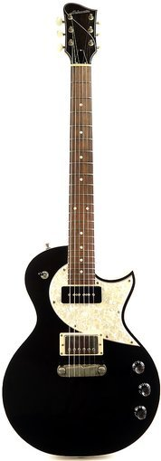 Schwarz Custom Guitars Challenger (black)