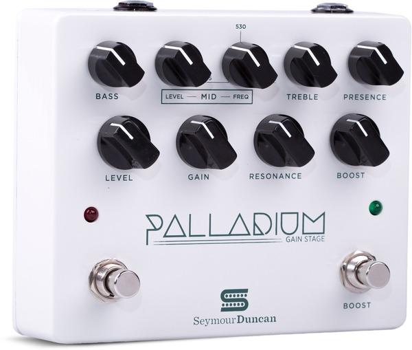 Seymour Duncan Palladium Gain Stage (white) - MusiX CH
