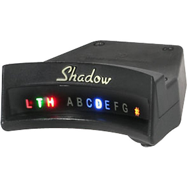 Shadow Sonic-T Built-In Guitar/Bass Tuners
