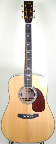 Sigma Guitars DT-41+ Demo (natural/incl Case) Acoustic Guitars