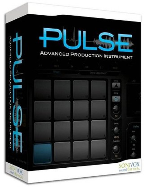 Sonivox Pulse - Advanced Production Instrument Virtual Instruments & Samplers