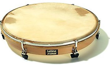 "Sonor LHDN 13 13"" Hand Drums"