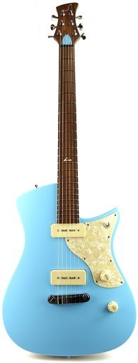Soultool Customized Guitars The Junior (blue)