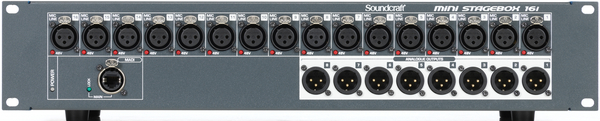 Soundcraft Mini Stagebox 16i