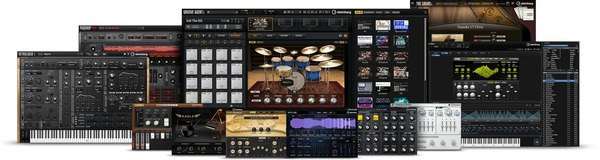 Steinberg Absolute 4 VST Instrument Collection