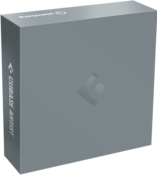Steinberg Cubase 10 Artist Sequencers and Virtual Studios Software