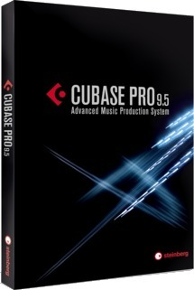 Steinberg Cubase 9.5 Pro (GBDFIESPT) Sequencers and Virtual Studios Software