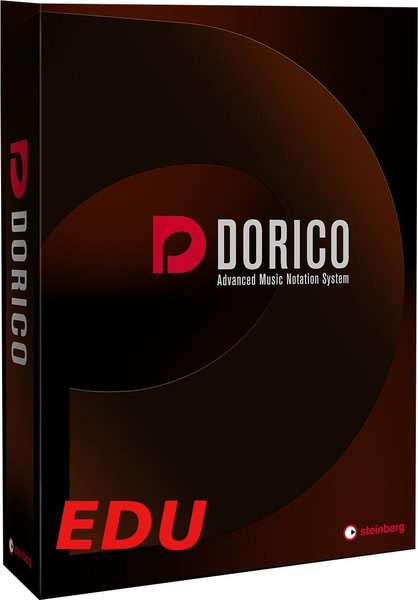Steinberg Dorico EDU Crossgrade (from Finale and Sibelius) Notation Software