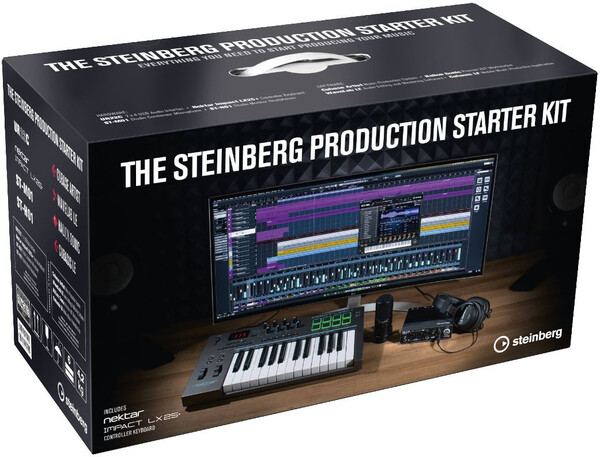 Steinberg Production Starter Kit USB Interfaces