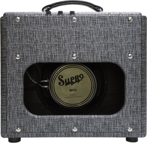 Supro 1600 Supreme 1x10 Tube Amplifier