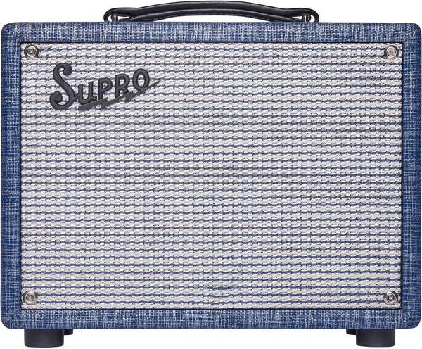 Supro 64' Super (blue rhino hide)