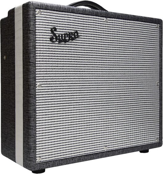 Supro Black Magick 1x12 Tube Amplifier / 1695T