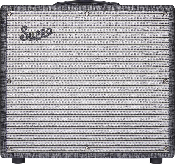 Supro Black Magick Reverb Combo / 1696RT (black rhino)