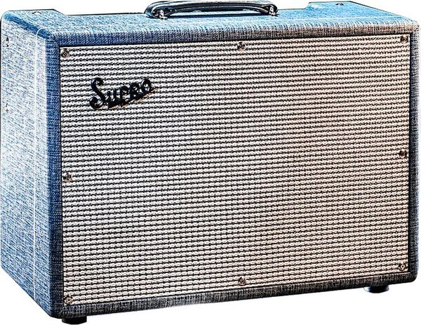 Supro Dual Tone 1x12 Tube Amplifier / 1624T Tube Combo Guitar Amplifiers