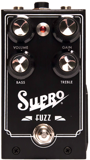 Supro Fuzz Effect Pedal / 1304