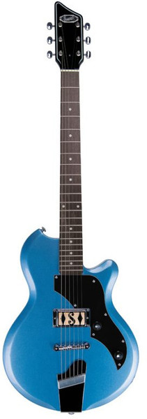 Supro Jamesport (ocean blue metallic)