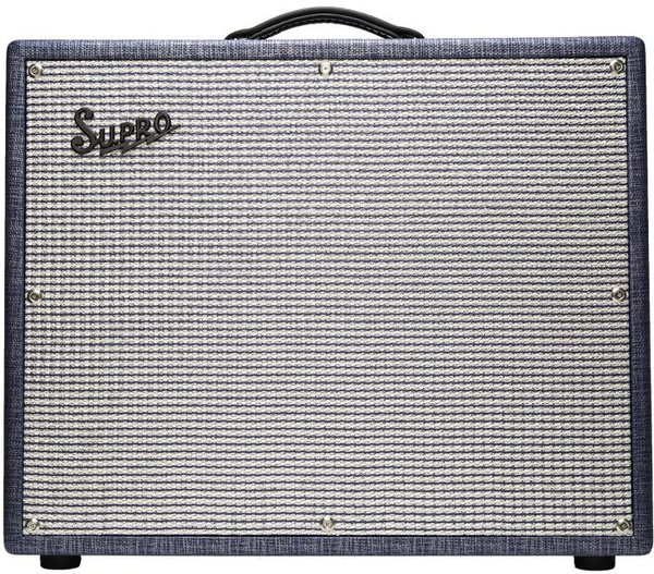 Supro Rhythm Master 1x15 Tube Amplifier / 1675RT (with reverb & tremolo) Tube Combo Guitar Amplifiers