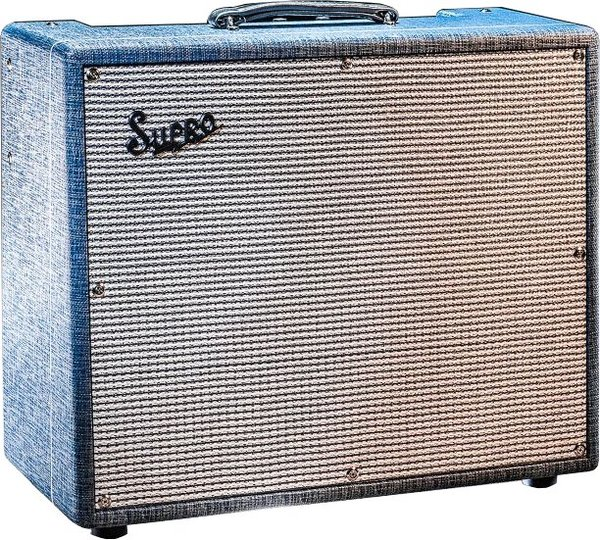 Supro Thunderbolt 1x15 Tube Amplifier / S6420