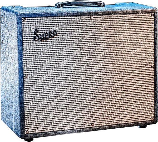 Supro Thunderbolt Plus 1x15 Tube Amp / S6420+ (w/3 way rectifier)