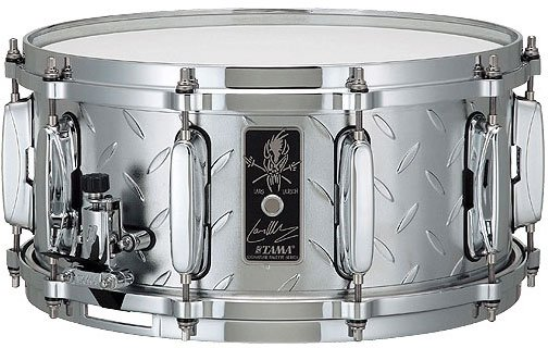 "TAMA 14'x6.5' Lars Ulrich Signature B-Stock 14"" Snares mit Stahlkessel"