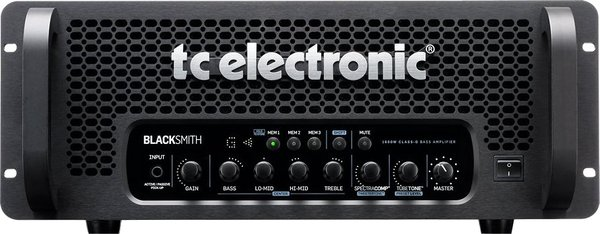 TC Electronic Blacksmith Bass Heads