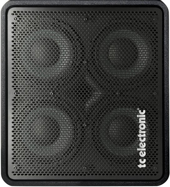 TC Electronic RS 410 Bass Cabinets 4x10""