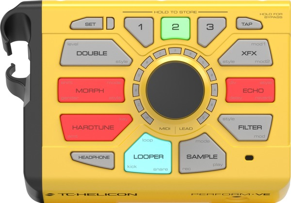 TC Helicon Perform VE Voice Effects & Processors