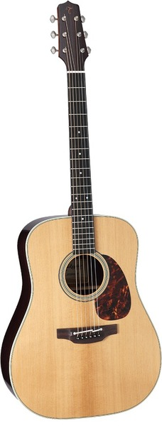 Takamine EF360S-TT Thermal Top (Gloss Natural) Acoustic Guitars with Pickup