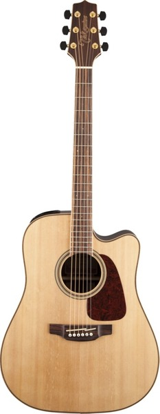 Takamine GD93CE-NAT (Natural) Cutaway Acoustic Guitars with Pickups