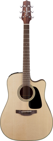 Takamine P2DC (Gloss Natural) Cutaway Acoustic Guitars with Pickups
