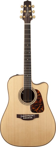 Takamine P7DC Cutaway Acoustic Guitars with Pickups