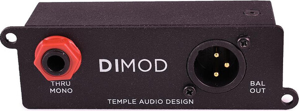 Temple Audio Design Passive Direct Box Module / DI Mod