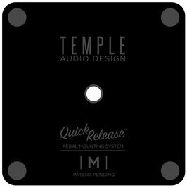 Temple Audio Design Pedal Mounting Plate (medium)