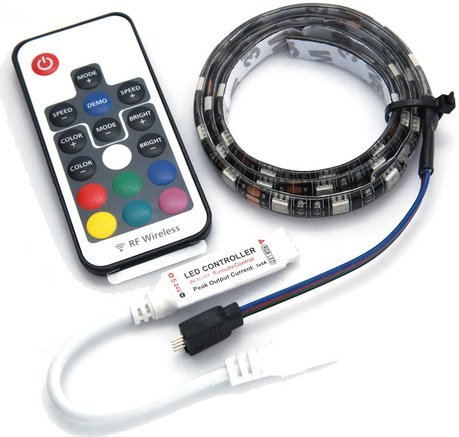 Temple Audio Design RGB LED Light Strip Duo 17