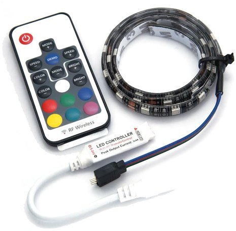 Temple Audio Design RGB LED Light Strip Duo 24