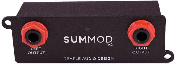 Temple Audio Design Stereo Sum Module V2 / SumMod V2