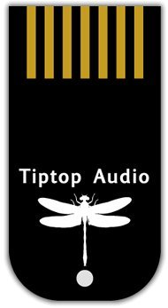 Tiptop Audio Dragonfly Delay ZDSP Cartridge Accessories for Modular Systems