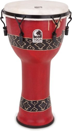 Toca Percussion SFDMX-12RP Djembe